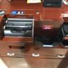 県央店のレジが新しくなり、ご迷惑をおかけしています。。。