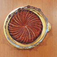 お正月のお菓子「ガレットデロワ」は、12月17日より受付開始します。
