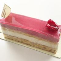 新作ケーキ「フランボワーズ・ココ」