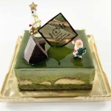 本日12月1日まで、クリスマスケーキ早割5%引きします。