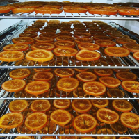 オレンジショコラ こちらは定番の大人気チョコレートです。