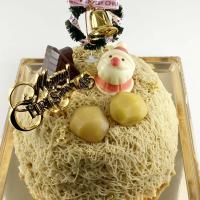 クリスマスケーキのご予約は11月に入ってからです。
